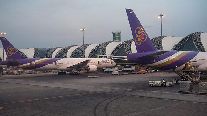 Тайский авиаперевозчик откажет вуслугах полным пассажирам