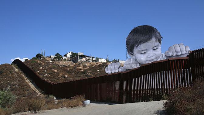 Навозведение стены сМексикой США готовы выделить 1,6 млрд. долларов