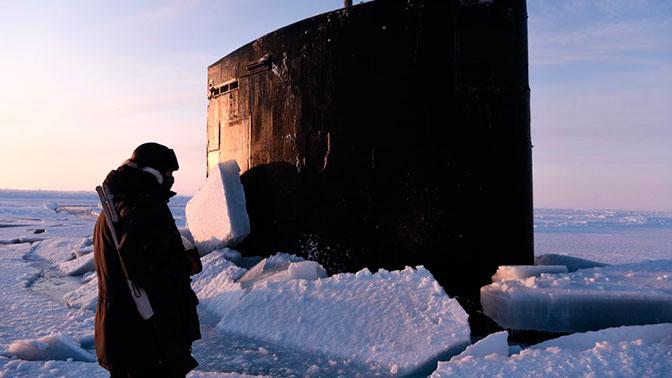 Опубликовано видео учений ВМС США в Арктике с нанесением «удара по России»
