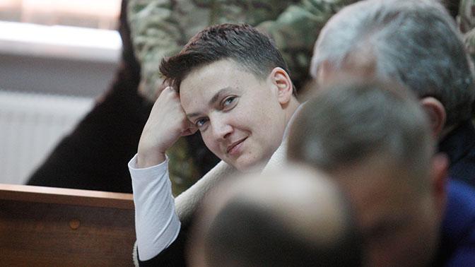 Надежду Савченко арестовали надва месяца