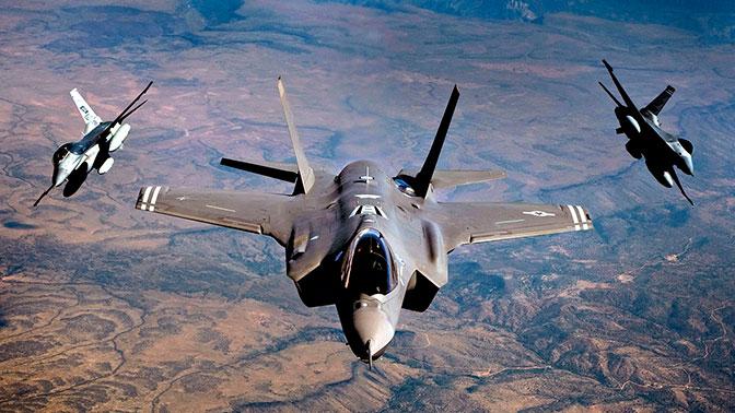 Штатская авиация нанесла удар потеррористам вЛивии