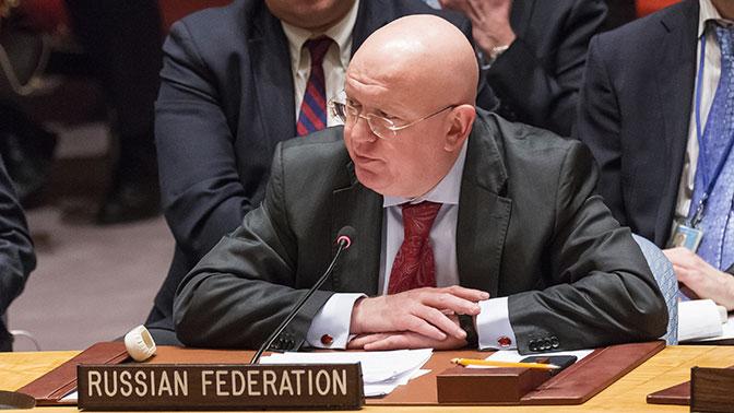 Небензя обвинил США взлоупотреблении своими правами