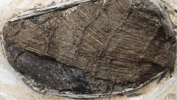 ВШвейцарии отыскали ботинок возрастом неменее 5 тыс. лет