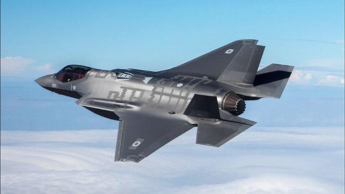Два израильских истребителя провели разведку вИране вобход радаров