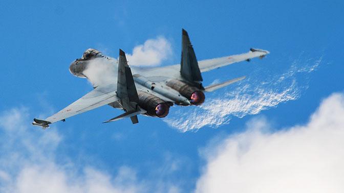 Занеделю 23 иностранных самолёта вели разведку уграниц РФ