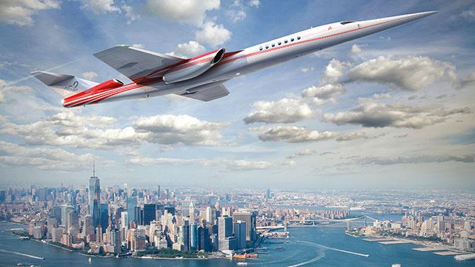 Вокруг света на гиперзвуке: как самолеты будущего изменят мир