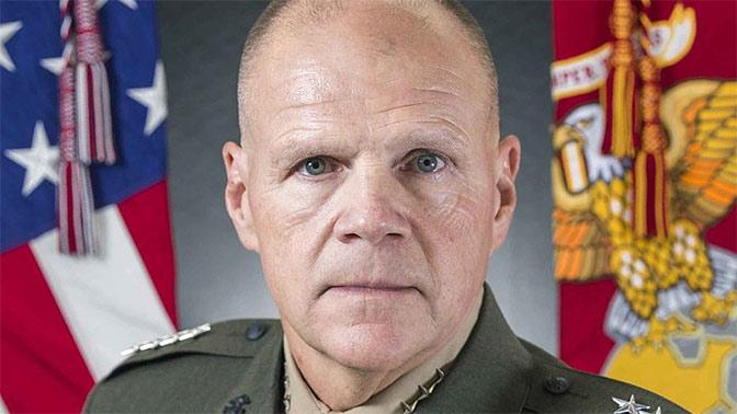 Американский генерал сказал, как США сражаются сИГ