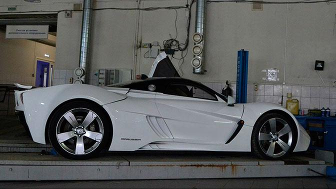 Воскрешение Marussia: в Сети появились фото восстановленных спорткаров