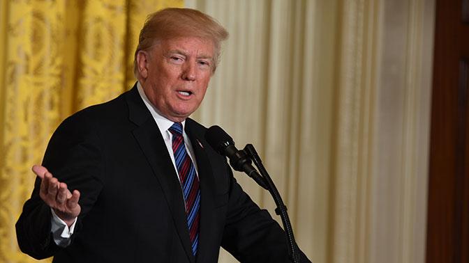 Прибалты выпросили уТрампа еще 170 млн. долларов США военной помощи