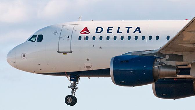 Хакеры завладели платежной информацией ряда клиентов Delta Air Lines