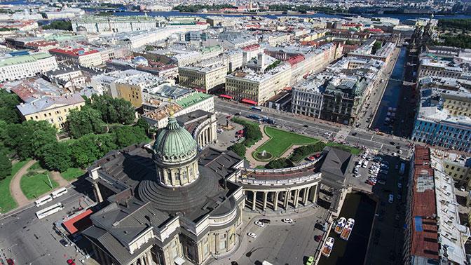 Назван самый популярный город России