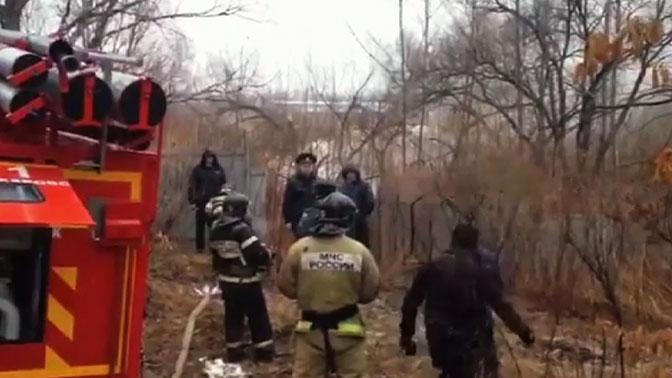 По факту крушения вертолета Ми-8 возбуждено уголовное дело