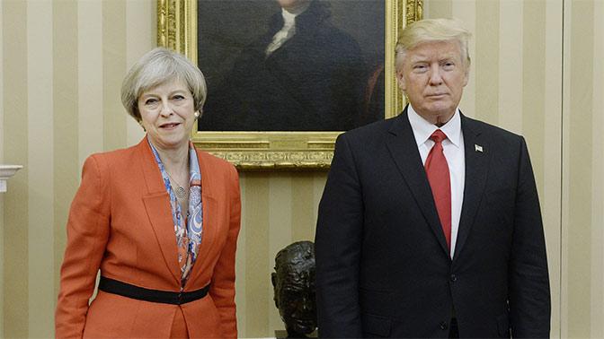 Упрек Лондона в сторону Вашингтона - эксперт об отказе Мэй нанести совместный с США удар по Сирии