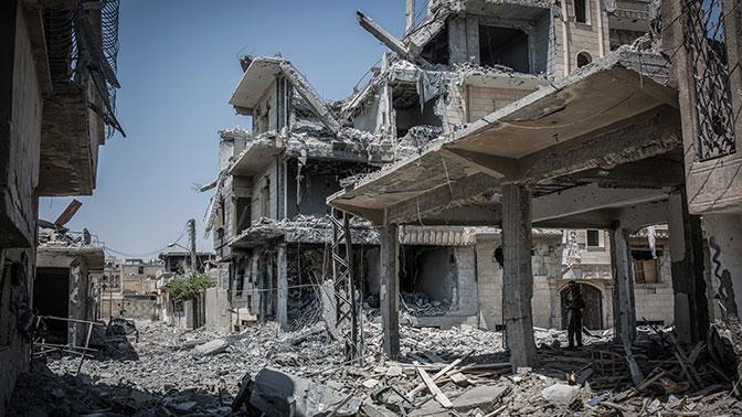 ПВО С-125, С-200, «Бук» и «Квадрат» отразили ракетный удар в Сирии — Минобороны РФ