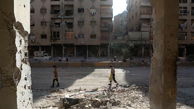 Жертв в результате удара США и их союзников по Сирии нет – МО РФ