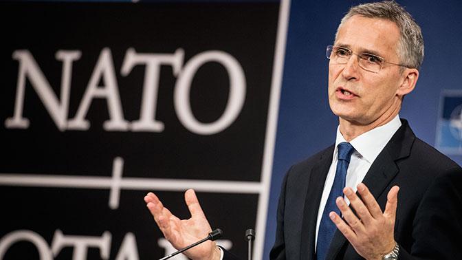 Все страны-члены НАТО поддержали ракетные удары по Сирии – Столтенберг