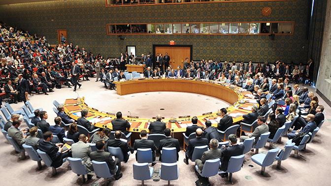 В Совфеде прокомментировали итоги голосования в Совете Безопасности ООН по Сирии