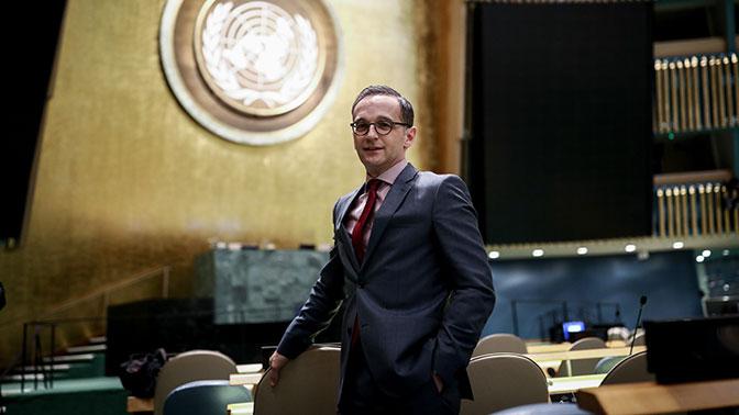 ВМИД Германии назвали РФ нелегким партнёром