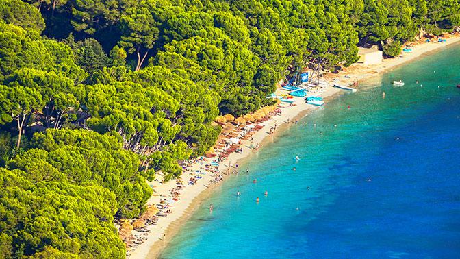 Размещен  список стран ссамыми чистыми пляжами