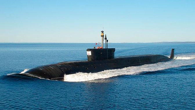 СМИ: российские «Черные дыры» загоняли британскую субмарину