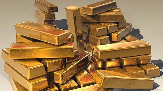 Золотой запас Турции полностью выведен из США
