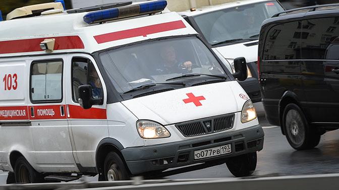Известного московского актера увезли из театра с пробитой головой