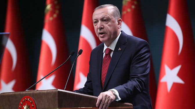 Эрдоган увидел угрозу для Турции от«стратегических партнеров»
