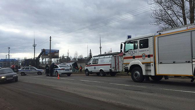 Число погибших в ДТП с автобусом в Тверской области выросло до двух