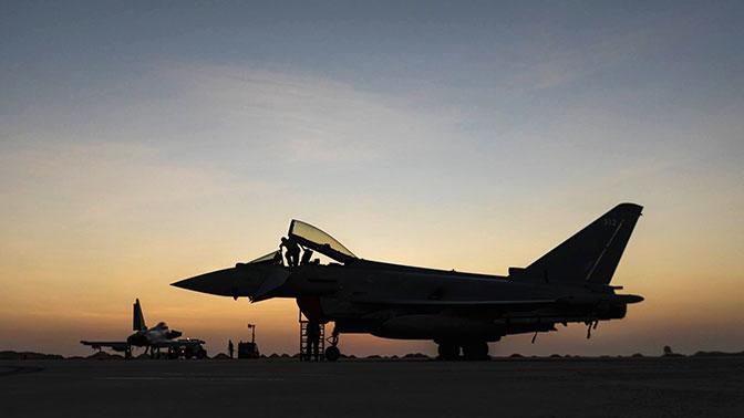 Минобороны Великобритании  потратит 80 млн  фунтов на новейшую  систему для ВВС