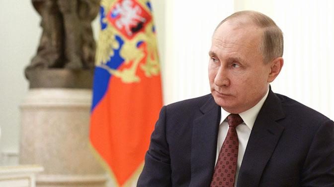 Путин поручил проработать закон овозмещении вреда военным корреспондентам
