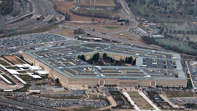 Самолеты США столкнулись спротиводействием РЭБ вСирии— Пентагон