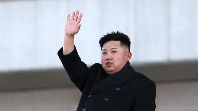 Ким Чен Ын призвал покончить с конфронтацией на Корейском полуострове