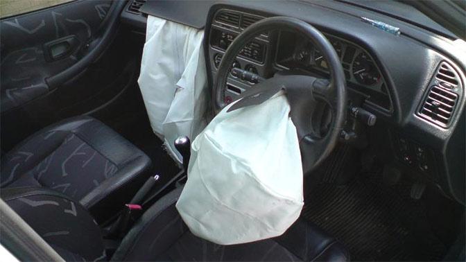 ВМЧС сообщили, что хакеры могут выключать подушки безопасности