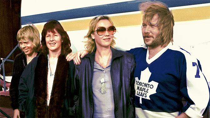 ABBA поведали овоссоединении спустя 35 лет— Время остановилось
