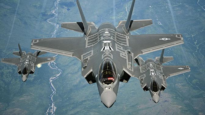 Уамериканских F-35 отыскали «русские корни»