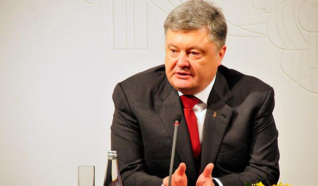 Порошенко поведал опобеде Украины вКрыму: президент проинформировал ознаковом событии