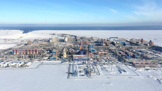 «Новатэк» может запустить 3-ю линию «Ямал СПГ» зимой 2018