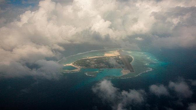 КНР разместил ракеты на неоднозначных для 6-ти стран островах