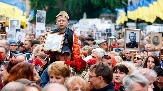Экс-глава МВД Украины: СБУ готовит срыв шествия «Бессмертный полк»