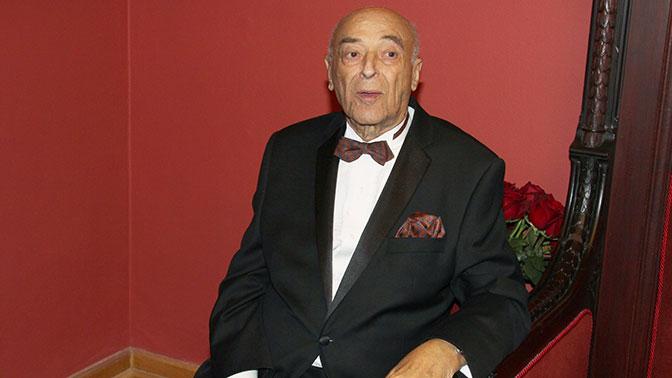 Владимир Этуш отмечает 95-летие