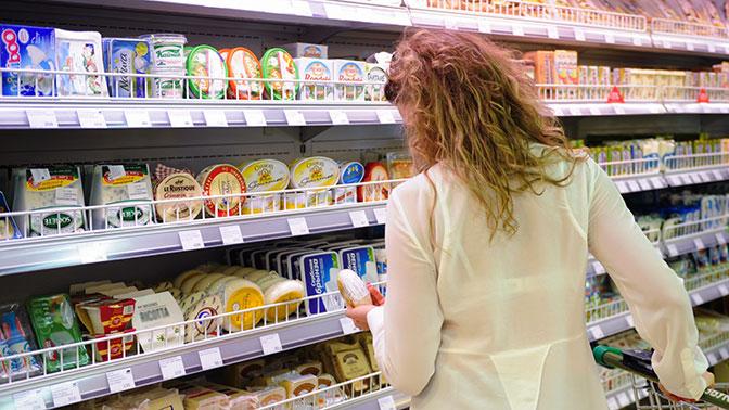 Летом в РФ все продукты промаркируют потипу «светофор»