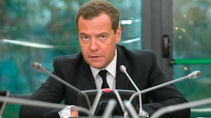 Медведев в Госдуме озвучил кандидатуры в новый состав правительства