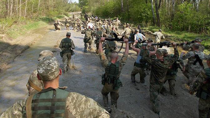 Киев озвучил потери ВСУ ссамого начала военных действий вДонбассе