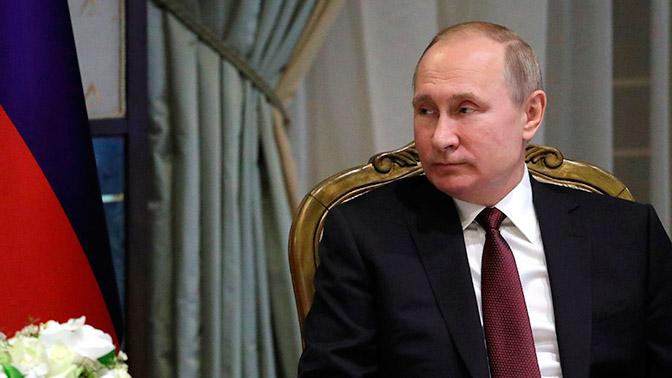 Владимир Путин примет участие в пленарной сессии ПМЭФ-2018