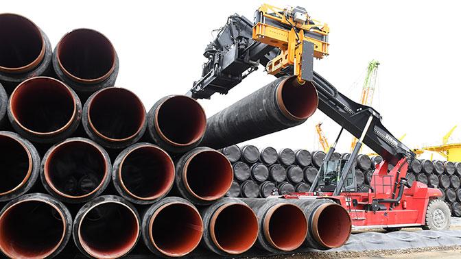 Экологи Германии добиваются прекращения строительства «Северного потока-2»