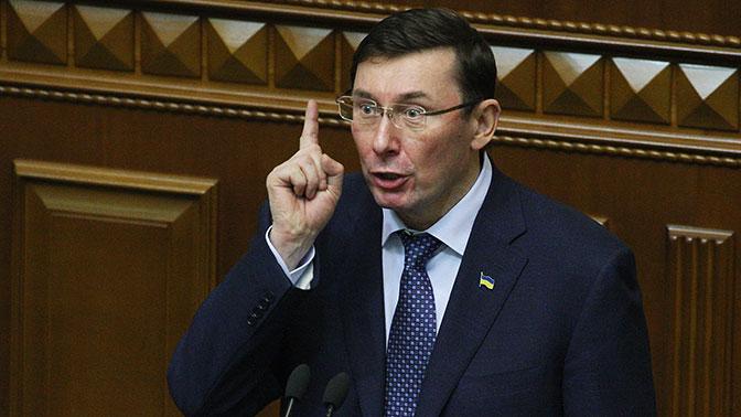 Генпрокурор Украины нашел своего двойника среди эсэсовцев
