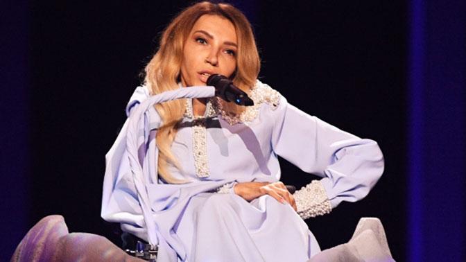 Самойлова прокомментировала свое выступление на «Евровидении»