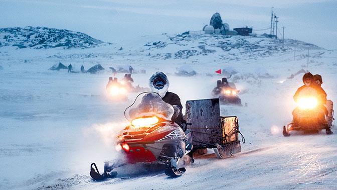 Может нехватить оружия: Вашингтон обеспокоен активизацией столицы вАрктическом регионе