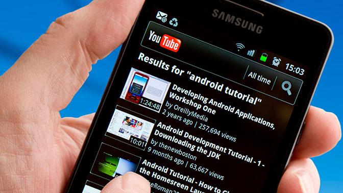 YouTube напомнит онеобходимости отдохнуть отроликов