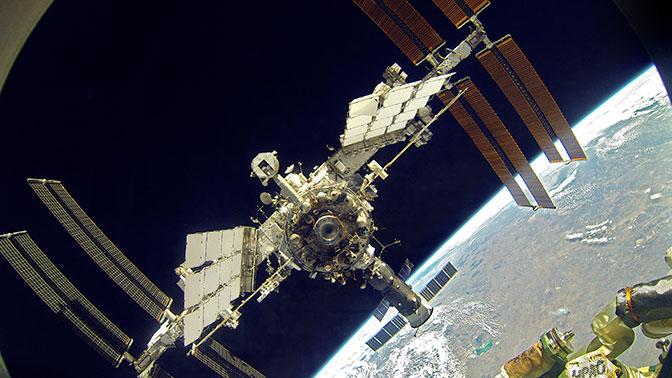 Для МКС разрабатывают лазер против космического мусора